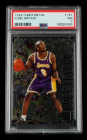 Kobe Bryant 1996-97 Metal #181 (PSA 7) at PristineAuction.com