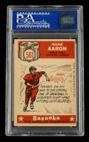 Hank Aaron 1959 Topps #561 All-Star (PSA 6) at PristineAuction.com