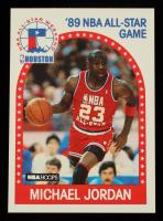 Michael Jordan 1989-90 Hoops #21 All-Star at PristineAuction.com