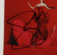 "Selena Gomez Signed ""Revelacion"" 7.75x13.25 Custom Framed CD Display (Beckett COA) (See Description) at PristineAuction.com"