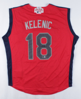 Jarred Kelenic Signed 2019 All-Star Futures American League Jersey (Beckett Hologram) at PristineAuction.com
