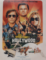 """""""Once Upon A Time In Hollywood"""" 11x14 Photo Signed by (5) with Margot Robbie, Brad Pitt, Leonardo DiCaprio (JSA ALOA) at PristineAuction.com"""