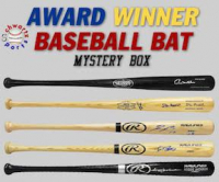 Schwartz Sports Baseball Award Winner Signed Full-Size Bat Mystery Box – Series 1 (Limited to 75) at PristineAuction.com