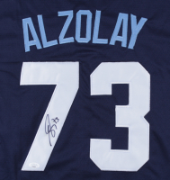 Adbert Alzolay Signed Cubs Jersey (JSA COA) at PristineAuction.com