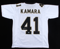 Alvin Kamara Signed Jersey (Beckett Hologram) at PristineAuction.com
