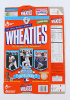 """Mike Piazza Signed Wheaties """"All Star Infielders"""" Cereal Box (Beckett COA) at PristineAuction.com"""