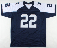 Emmitt Smith Signed Jersey (Beckett COA) at PristineAuction.com