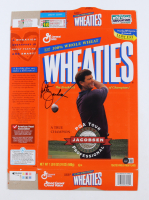 Peter Jacobsen Signed Wheaties Cereal Box (Beckett COA) at PristineAuction.com