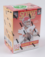 2021 Score Football Blaster Box with (132) Cards (See Description) at PristineAuction.com