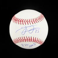 "Frank Thomas Signed OML Baseball Inscribed ""521 HR's"" (Schwartz COA) at PristineAuction.com"