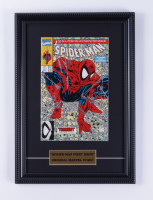 Spider-Man Issue #1 12x17 Custom Framed First Issue Comic Book (See Description) at PristineAuction.com