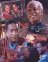"Tony Todd Signed ""Star Trek: Deep Space Nine"" 8x10 Photo (Beckett COA) at PristineAuction.com"
