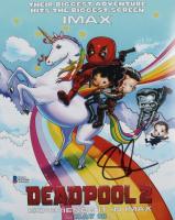 "Stefan Kapicic Signed ""Deadpool 2"" 8x10 Photo (Beckett COA) at PristineAuction.com"