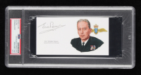 Eric Brown Signed 2.25x5 Cut (PSA Encapsulated) at PristineAuction.com