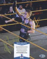 Rhea Ripley Signed WWE 8x10 Photo (Beckett COA) at PristineAuction.com