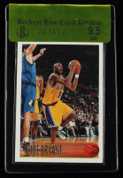 Kobe Bryant 1996-97 Topps #138 RC (Beckett Raw Card Review 9.5) at PristineAuction.com
