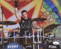 """Charlie Benante Signed 8x10 Photo Inscribed """"To You!"""" (JSA COA) at PristineAuction.com"""