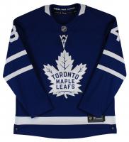 Auston Matthews Signed Maple Leafs Jersey (Fanatics Hologram & Beckett COA) at PristineAuction.com