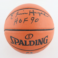 """Elvin Hayes Signed NBA Game Ball Series Basketball Inscribed """"HOF 90"""" (Schwartz COA) at PristineAuction.com"""
