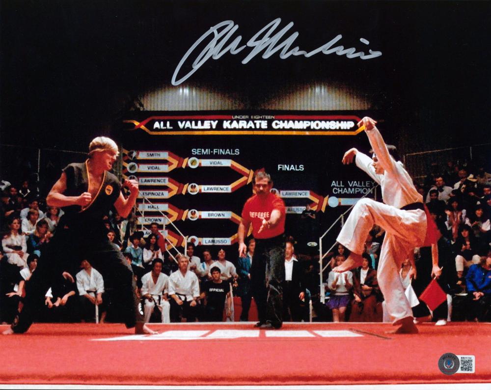 "Ralph Macchio Signed ""Karate Kid"" 11x14 Photo (Beckett COA) at PristineAuction.com"