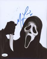 """Matthew Lillard Signed """"Scream"""" 8x10 Photo (JSA COA) (See Description) at PristineAuction.com"""