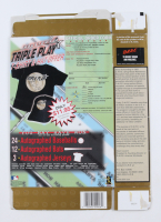 Jeff Bagwell Signed LE Triple Play: Honey Cut Toasted Oats Cereal Box (Beckett COA) at PristineAuction.com
