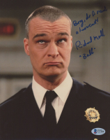 "Richard Moll Signed ""Night Court"" 8x10 Photo Inscribed ""Boy Do I Need A Haircut!"" & ""Bull"" (Beckett COA) at PristineAuction.com"