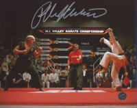 "Ralph Macchio Signed ""The Karate Kid"" 8x10 Photo (Legends COA) at PristineAuction.com"