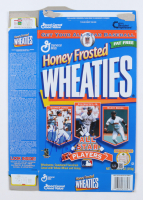 """Chipper Jones Signed Honey Frosted Wheaties Cereal Box Inscribed """"99 NL MVP!"""" (Beckett COA) at PristineAuction.com"""