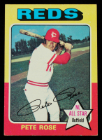 Pete Rose 1975 Topps #320 at PristineAuction.com