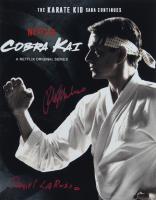 """Ralph Macchio Signed """"Cobra Kai"""" 11x14 Photo Inscribed """"Daniel LaRusso"""" (AutographCOA COA) at PristineAuction.com"""