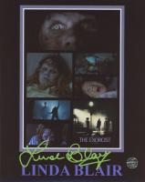 "Linda Blair Signed ""The Exorcist"" 8x10 Photo (Legends COA) at PristineAuction.com"