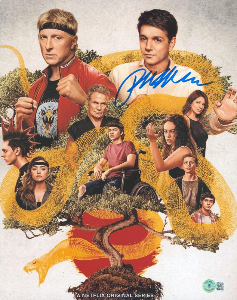 "Ralph Macchio Signed ""Cobra Kai"" 11x14 Photo (Beckett COA) at PristineAuction.com"
