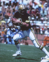 Archie Manning Signed Saints 8x10 Photo (Beckett COA) at PristineAuction.com