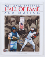Gary Carter Signed 2003 National Baseball Hall Of Fame Yearbook (Beckett COA) at PristineAuction.com