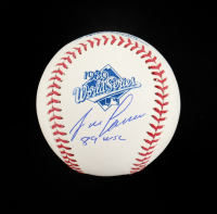 """Jose Canseco Signed 1989 World Series Baseball Inscribed """"89 WSC"""" (Schwartz COA) at PristineAuction.com"""