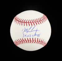 """Dwight 'Doc' Gooden Signed OML Baseball Inscribed """"3x W.S. Champs"""" (Schwartz COA) at PristineAuction.com"""