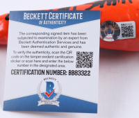 """Eric Bauza Signed """"Bugs Bunny"""" Plastic Carrot Inscribed """"What's Up Doc?"""" (Beckett COA) at PristineAuction.com"""