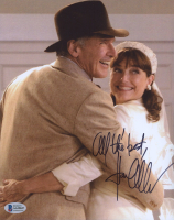 """Karen Allen Signed """"Indiana Jones: Raiders of the Lost Ark"""" 8x10 Photo Inscribed """"All the Best"""" (Beckett COA) at PristineAuction.com"""