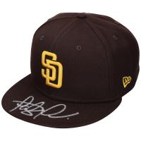 Fernado Tatis Jr. Signed Padres New Era Fitted Hat (Fanatics Hologram) at PristineAuction.com