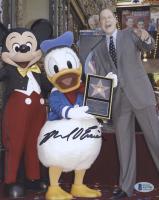 Michael Eisner Signed 8x10 Photo (Beckett COA) at PristineAuction.com