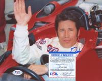 Mario Andretti Signed IndyCar 8x10 Photo (PSA COA) at PristineAuction.com