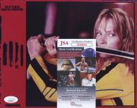 "Uma Thurman Signed ""Kill Bill"" 8x10 Photo (JSA COA) at PristineAuction.com"