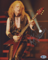 K. K. Downing Signed 8x10 Photo (Beckett COA) at PristineAuction.com