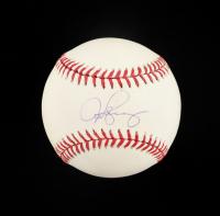 Alex Rodriguez Signed OML Baseball (Schwartz COA) at PristineAuction.com