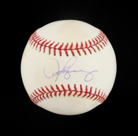 Alex Rodriguez Signed OML Baseball (Schwartz Sports COA) at PristineAuction.com