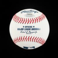 "Jerome Walton Signed OML Baseball Inscribed ""1989 NL ROY"" (Schwartz Sports COA) at PristineAuction.com"