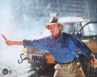 "Sam Neill Signed ""Jurassic Park"" 8x10 Photo (Beckett COA) at PristineAuction.com"
