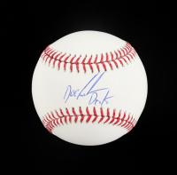 "Dwight 'Doc' Gooden Signed OML Baseball Inscribed ""Dr. K"" (Schwartz COA) at PristineAuction.com"
