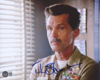 "Tom Skerritt Signed ""Top Gun"" 8x10 Photo (Beckett COA) at PristineAuction.com"
